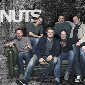 THE NUTS und BLUES ROCK GANG