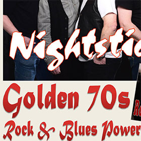 GOLDEN 70s – ROCK AND BLUES POWER