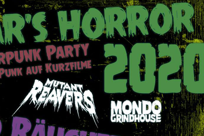 NEW YEAR'S HORROR VOL. 4