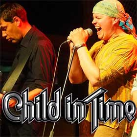 LIVE! - CHILD IN TIME
